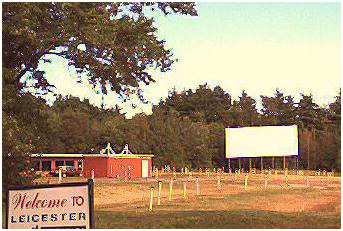 Leicester triple drive in theatre leicester ma