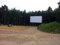 Leicester Drive In - Screen