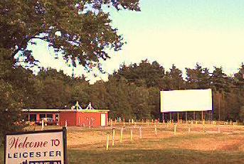 Leicester Drive In Theater